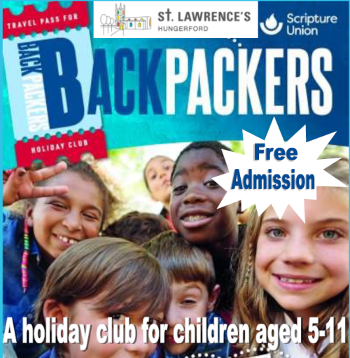 [Backpackers Holiday Club Poster]