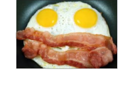 [Egg and Bacon]