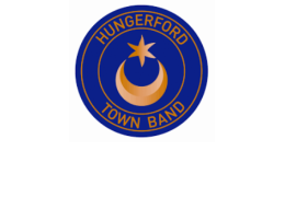 [Hungerford Town Band Badge]